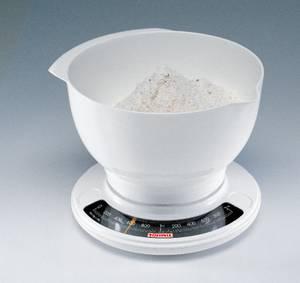 Bilde av Kjøkkenvekt analog med bolle Soehnle Culina Pro