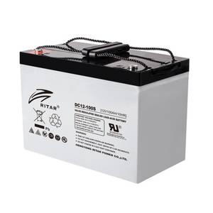 Bilde av RITAR AGM Batteri 12V 140AH