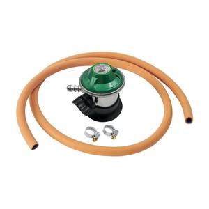 Bilde av Gassregulator m/1,2m slange 10mm