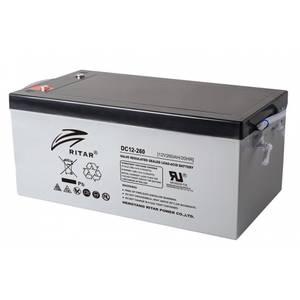 Bilde av RITAR AGM Batteri 12V 365AH