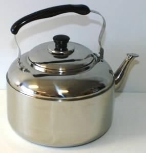 Bilde av Kaffekjele 2ltr/18cm, rustfritt stål