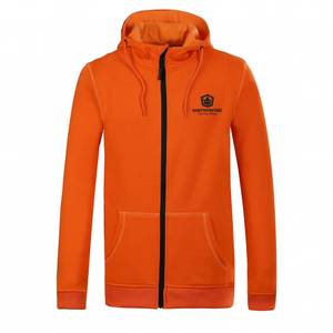 Bilde av Capt Sig's Cold bay College jakke oransje XXL