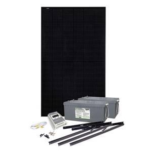 Bilde av Solcelleanlegg oppgraderingspakke 350 watt AGM