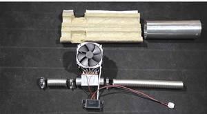 Bilde av Wallas termoelektrisk generator