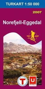 Bilde av Kart Norefjell/Eggedal