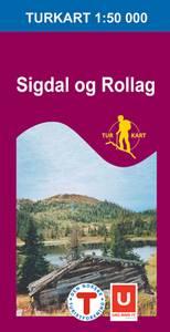 Bilde av Kart Sigdal/Rollag