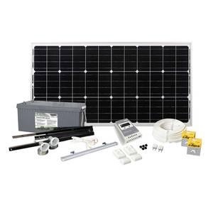 Bilde av Solcelleanlegg Entry 90 watt