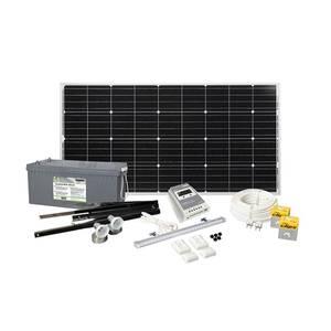 Bilde av Solcelleanlegg Entry 160 watt
