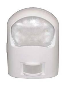 Bilde av LED-lampe med bevegelses-/lyssensor