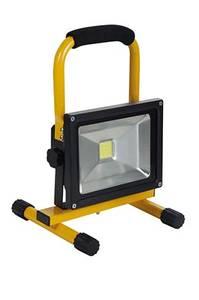 Bilde av Arbeidslampe oppladbar LED 12/230 volt