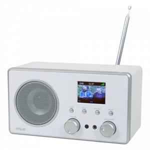 Bilde av Trius DB-280C, DAB+/DAB/FM/BT Radio, hvit