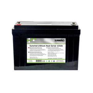 Bilde av Batteri Litium Heat 125 At