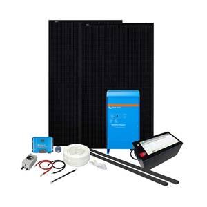 Bilde av Kraftpakke 230 volt, 2000VA, 3800 Wt Litium heat