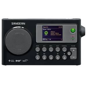 Bilde av DAB/Internet radio Sangean WFR-27C