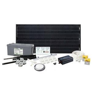 Bilde av Solcelleanlegg Max Power 100 watt