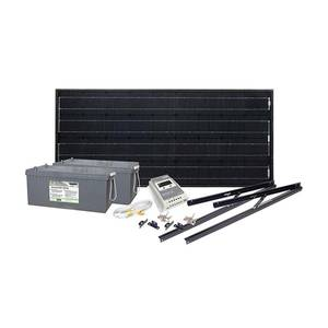 Bilde av Solcelleanlegg oppgraderingspakke 100 watt