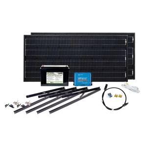 Bilde av Solcelleanlegg Litium Intro 200 watt