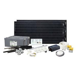 Bilde av Solcelleanlegg Max Power 200 watt