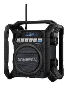 Bilde av     DAB/FM/BT radio Sangean Utility 40 plus svart