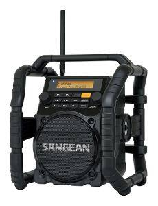Bilde av DAB/FM radio Sangean Utility 50 svart