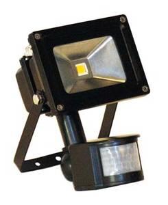 Bilde av Lyskaster LED med bevegelses-/lyssensor, 12 volt