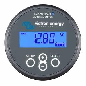 Bilde av Batterimonitor Victron BMV 712 Smart