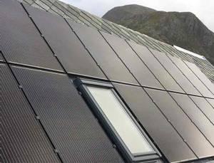 Bilde av Solcelleanlegg Grid 9kW Hyttepakke