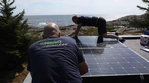 Bilde av Solcelleanlegg Grid 3kW Hyttepakke