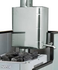 Bilde av Vannvarmer Harvia - for badstueovn, pipemodell