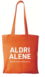 Bilde av Aldri alene orange nett