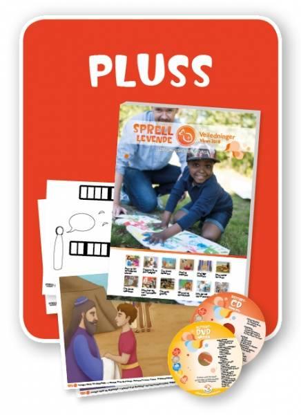 Pluss - fysisk og digitalt materiell