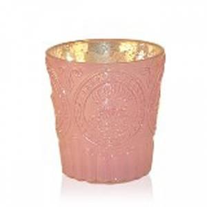 Bilde av Telysglass, rosa, fra