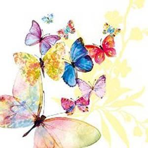 Bilde av Lunsj serviett. Flying magic