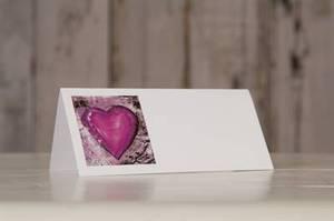 Bilde av Bordkort, Ceriss hjerte.