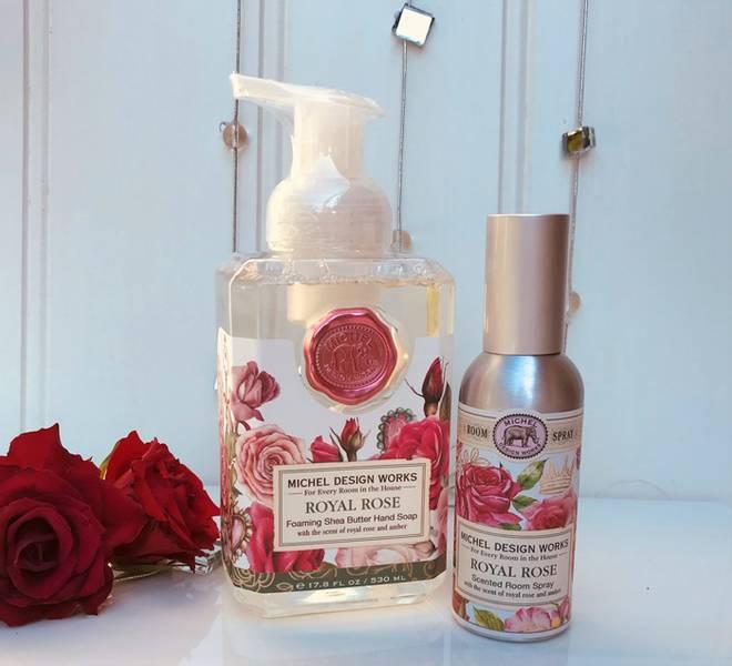 Luftfrisker, Royal Rose, fra Michel Design Works.