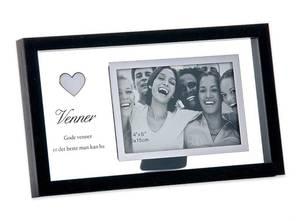 """Bilde av Fotoramme """"Venner"""" to delt"""