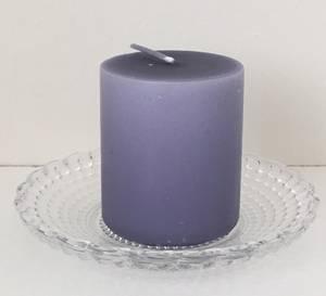 Bilde av Kubbelys, Lavendel, 5 x 6 cm,