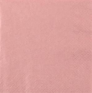 Bilde av Middags serviett, gammelrosa