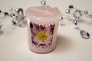 Bilde av Duftlys Wild Rose, smeltelys.
