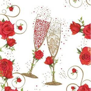 Bilde av Lunsj serviett, To Love, fra