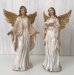 Bilde av Sett med to engler, lyse