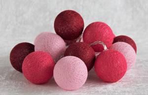 Bilde av Lyslenke med kuler i