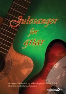 Bilde av Noter - Julesanger for Gitar