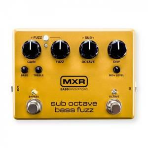 Bilde av MXR M287 Sub Octave Bass Fuzz