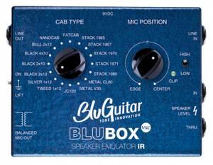 Bilde av BluGuitar BluBOX IR Speaker