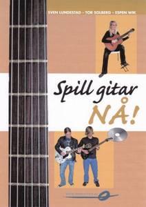 Bilde av Noter - Spill gitar NÅ! -