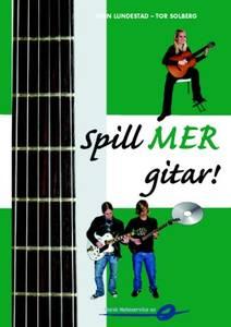 Bilde av Noter - Spill mer gitar! m/CD
