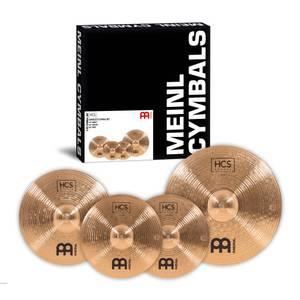 Bilde av Meinl HCSB141620 Cymbalpakke