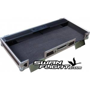 Bilde av 2 x CDJ350 + Mixer Coffin