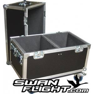Bilde av EV ELX112P x 2 Flightcase